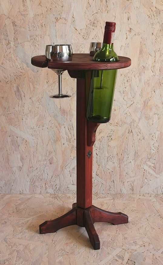 Table with foot